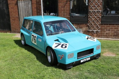 The iconic kitten set to roar again in national motorsport