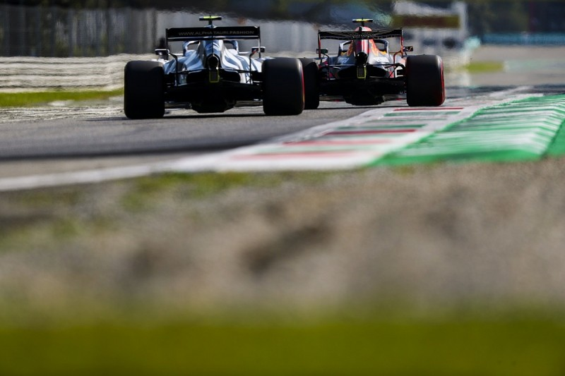 """Horner: Swapping Gasly and Albon back in F1 """"wouldn't make sense"""""""