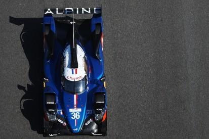 Alpine set to contest LMP1 class of next year's WEC season