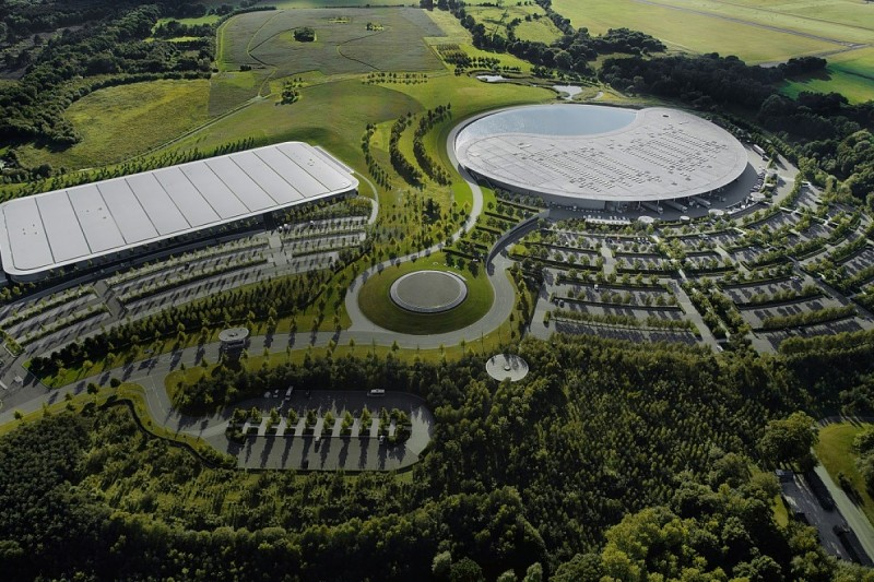 Seidl: No impact on McLaren F1 operation if Woking factory sold