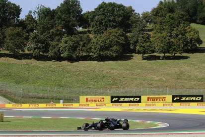 F1 Tuscan GP: Bottas leads opening practice from Verstappen at Mugello