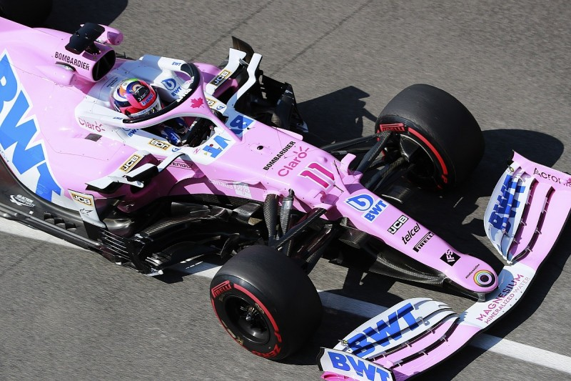 """Racing Point: Perez was """"kept aware"""" of team's talks with Vettel"""