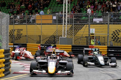 F4 replaces F3 at 2020 Macau Grand Prix