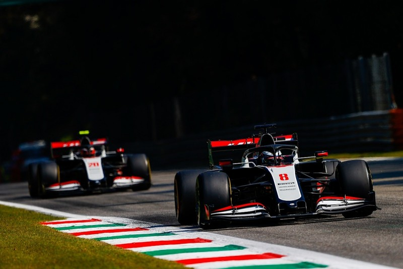 """Haas considering """"close to 10"""" drivers for 2021 F1 seats"""
