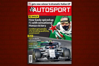 Magazine: Gasly's remarkable F1 Italian GP triumph