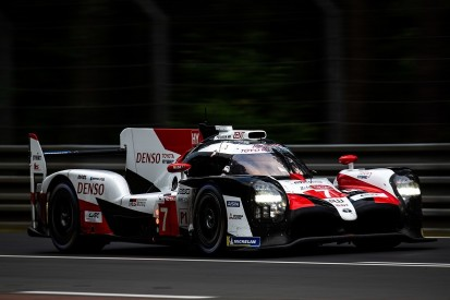Toyota handed 7kg weight penalty for 2020 Le Mans 24 Hours