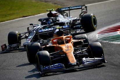 Mercedes: Lack of F1 engine modes hindered Italian GP fightback