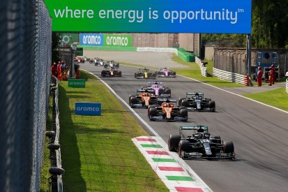 "Seidl: McLaren ""second strongest force"" in F1 Italian GP"