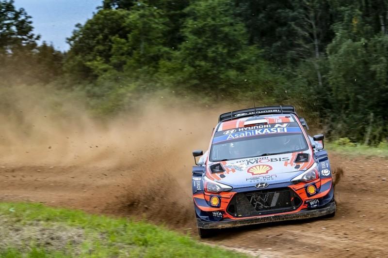 WRC Rally Estonia: Tanak takes home win and leads Hyundai 1-2