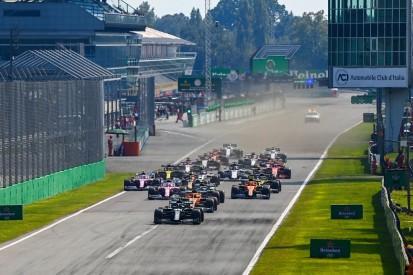 Huge Leclerc crash puts Italian Grand Prix under red flag