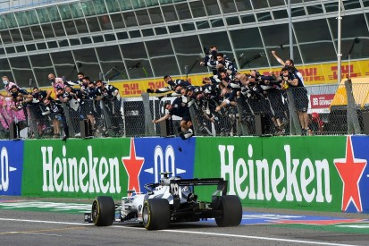 F1 Italian GP: Gasly holds off Sainz to score maiden win in red-flagged race