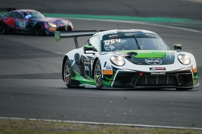 Dinamic Porsche wins GT World Challenge at Nurburgring