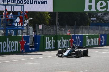 Monza F2: Ticktum claims dominant sprint victory, Ilott regains title lead