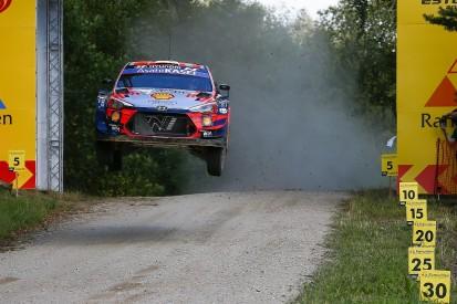 WRC Rally Estonia: Dominant Tanak leads as Neuville retires