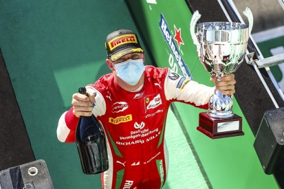 """Monza win gives Schumacher """"momentum"""" in F2 title push"""