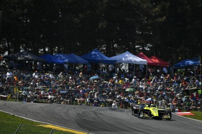 IndyCar reinstates postponed Mid-Ohio double-header next weekend