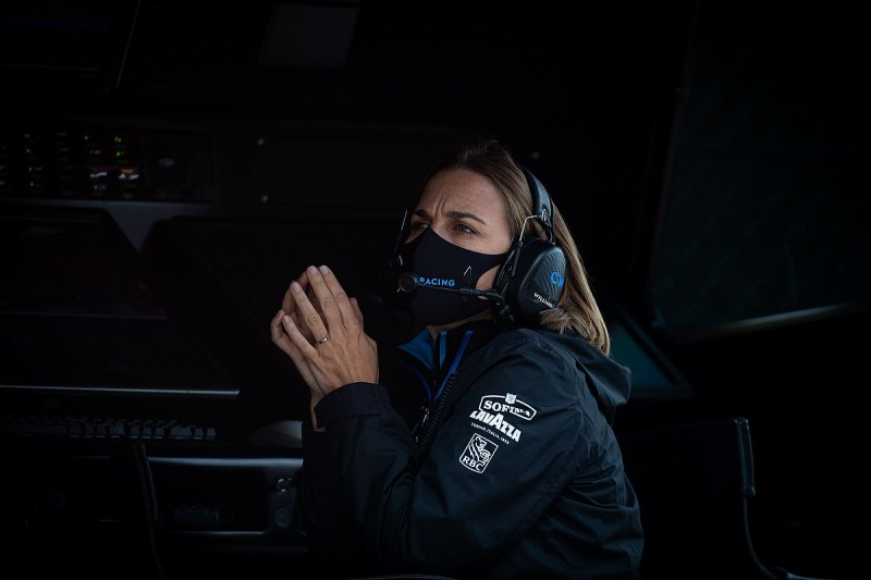 Dorilton wanted Claire Williams to remain involved with F1 squad