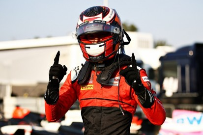 Monza F2: Ilott bags fourth pole of 2020 after late Schumacher crash