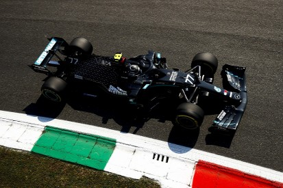 F1 Italian GP: Bottas leads first practice as Verstappen crashes
