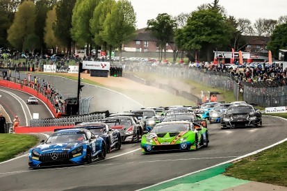 Brands Hatch returns to 2021 GTWCE calendar, Silverstone also an option