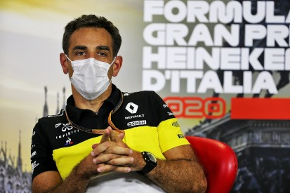 Renault F1 rebranding as Alpine not down to Abiteboul