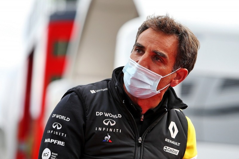 Abiteboul to head up Alpine amid potential Renault F1 renaming