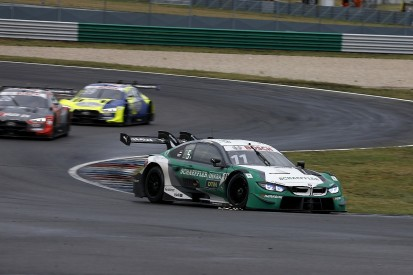 Wittmann: BMW not yet back in DTM title fight