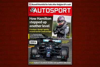 Magazine: F1's Belgian GP review and BTCC at Knockhill