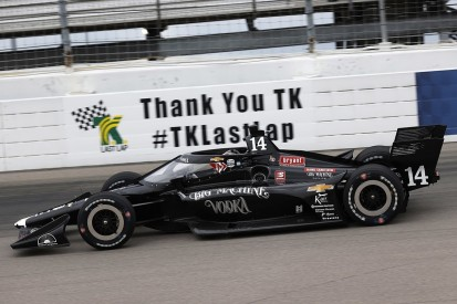 Kanaan aiming for IndyCar oval races again in 2021