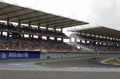 Turkish GP organiser hopes to host crowd of 100,000 for F1 comeback