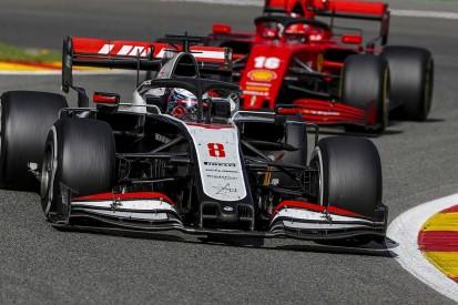 Steiner: No satisfaction for Haas fighting Ferrari at F1 Belgian GP