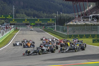 10 things we learned from the Belgian Grand Prix
