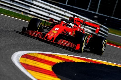 """Ferrari F1 team """"in the middle of a storm"""" but not in """"crisis"""" - Binotto"""