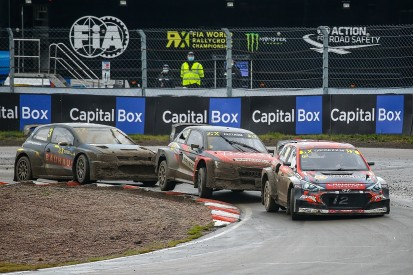 Kouvola World Rallycross: Gronholm withstands huge pressure for home win