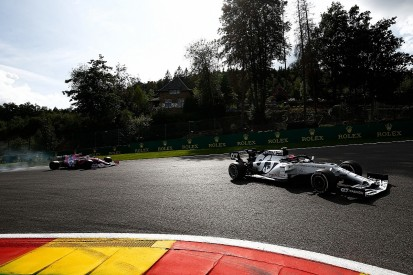 """Gasly """"thought we were in the wall"""" in Perez F1 Belgian GP overtake"""