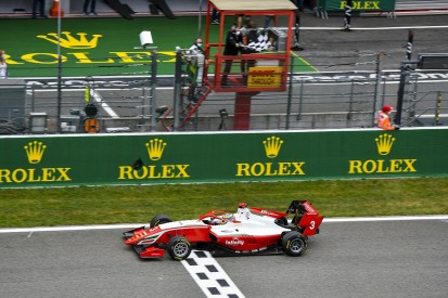 Spa-Francorchamps F3: Sargeant reclaims title lead with race 2 victory