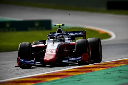Spa-Francorchamps F2: Shwartzman streaks to victory in frenetic sprint race