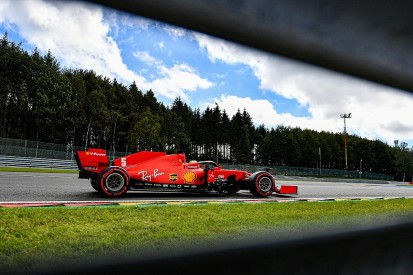 Ferrari: Current F1 car struggles at Spa caused by track characteristics