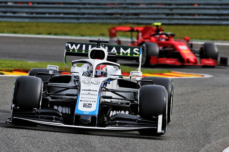 Williams hopeful it can fight Ferrari on merit in Belgian GP