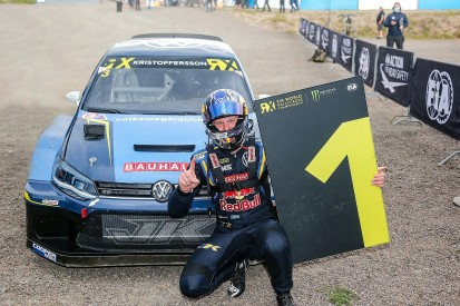 Kouvola World Rallycross: Kristoffersson in control as he takes second 2020 win