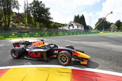 Spa F2: Tsunoda secures second pole in red-flagged session