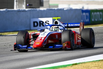 Spa-Francorchamps F2: Shwartzman leads practice at Spa