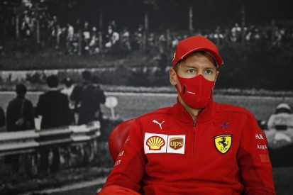 """Horner: We're not seeing the """"real"""" Vettel in F1 2020"""