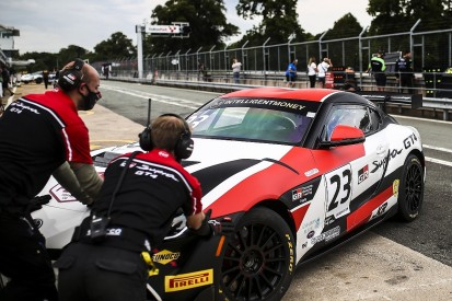 The new GT car taking British GT by storm