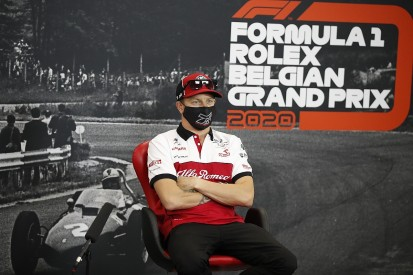 Raikkonen yet to decide on F1 future, family an important factor