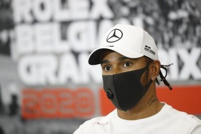 Hamilton not planning Belgian GP boycott after US protests