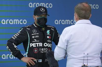 Bottas: No changes to Mercedes F1 race suit despite Spain complaints