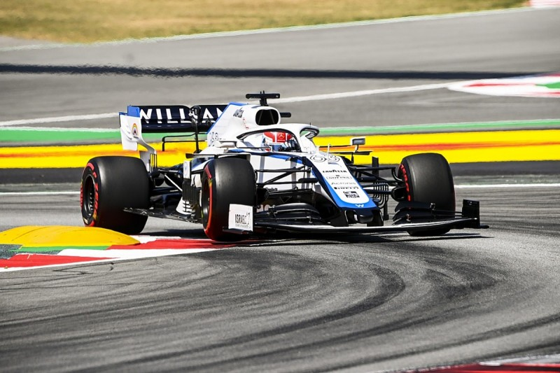 """Russell: Draggy Williams F1 car will make Spa, Monza """"really tough"""""""
