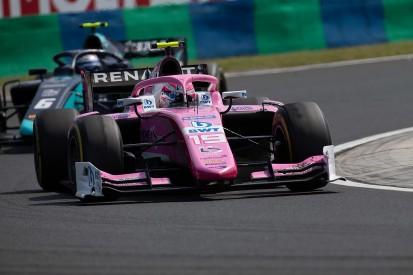 Formula 2 permanently retires number 19 in memory of Hubert