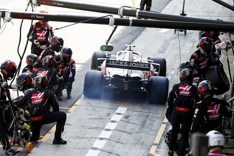 F1's push to cut costs and level playing field key to Haas staying